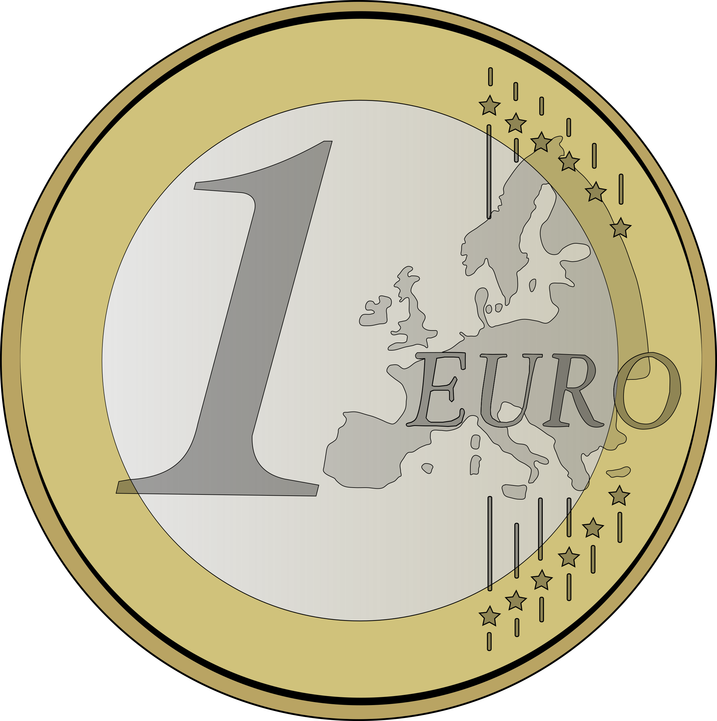 Les écarts d'inflation entre zone euro et dollar